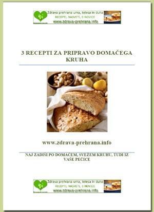 Brezplačna e-knjiga Zdrava prehrana