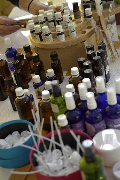 Tečaj aromaterapija - Novo mesto
