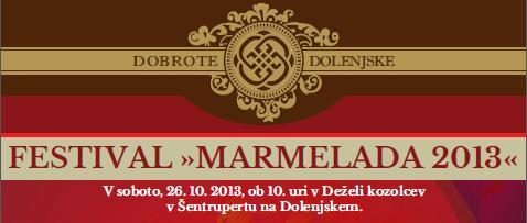 Festival Marmelada 2013 Šentrupert