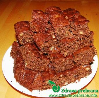 Recept za brownije - odlične ideje za darila