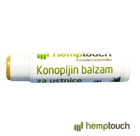 Konopljin balzam za ustnice Hemptouch Herpless