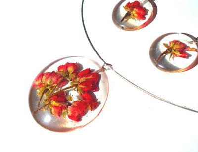 Cvetlični nakit - Nina Kolar