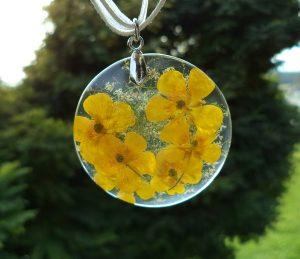 Cvetlični nakit - Unikatnica.com